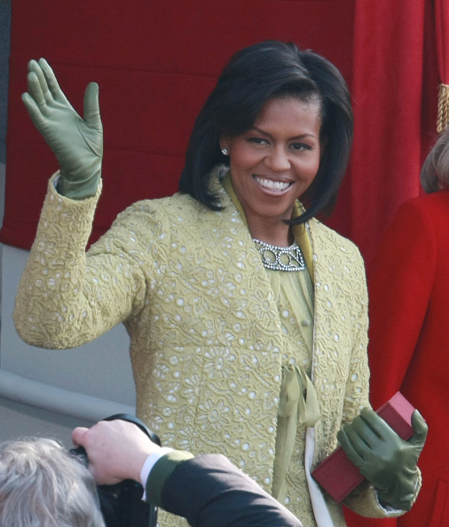 Costume Jewelry「Barack Obama Is Sworn In As 44th President Of The United States」:写真・画像(3)[壁紙.com]