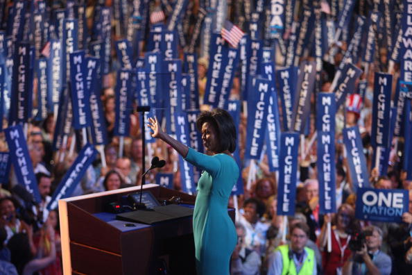 Democratic National Convention「2008 Democratic National Convention: Day 1」:写真・画像(16)[壁紙.com]