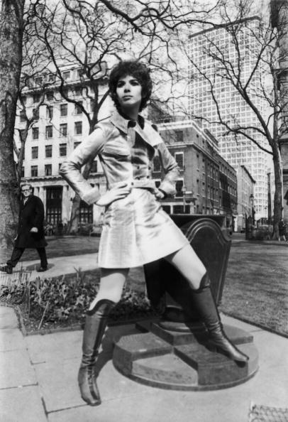 Ossie Clark - Designer Label「Snakeskin Suit」:写真・画像(17)[壁紙.com]