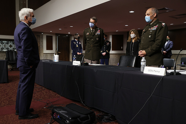 Daniel Gi「Senate Armed Services Committee Holds Nominations Hearing For National Security Positions」:写真・画像(12)[壁紙.com]