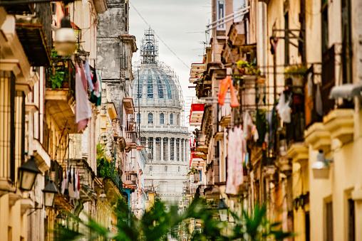 Havana「Havana Capitol Building」:スマホ壁紙(6)