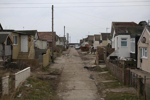町「Jaywick The Most Deprived Town In The UK In The Week The Government Launches Its New Welfare System」:写真・画像(13)[壁紙.com]