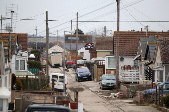Run-Down「Jaywick The Most Deprived Town In The UK In The Week The Government Launches Its New Welfare System」:写真・画像(4)[壁紙.com]