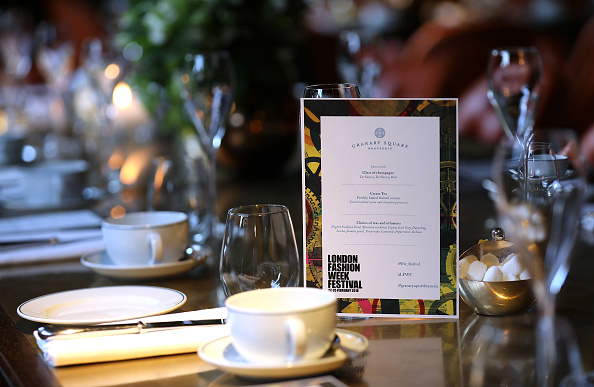 ロンドンファッションウィーク「LFW Blogger Afternoon Tea」:写真・画像(14)[壁紙.com]