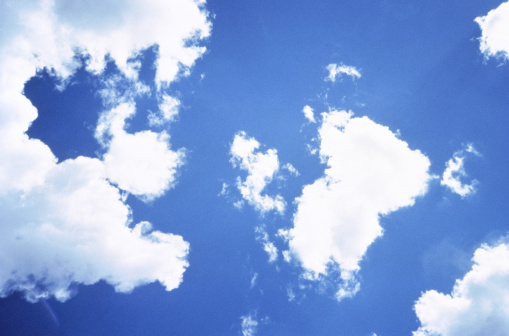 雲「Pattern of Clouds」:スマホ壁紙(18)