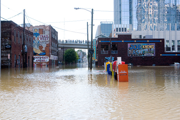 Nashville「Massive Rainstorms Wreak Havoc On Nashville」:写真・画像(10)[壁紙.com]