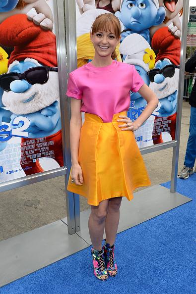 カラフル「'The Smurfs 2' - Los Angeles Premiere - Blue Carpet」:写真・画像(14)[壁紙.com]