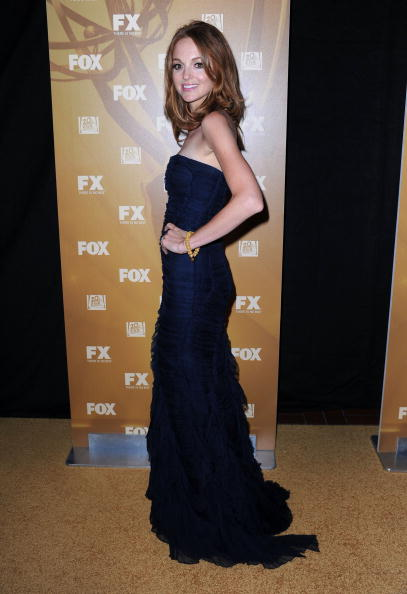 Dark Blue「Fox/20th Century Fox Television/FX 2010 Emmy Nominee Party - Arrivals」:写真・画像(4)[壁紙.com]