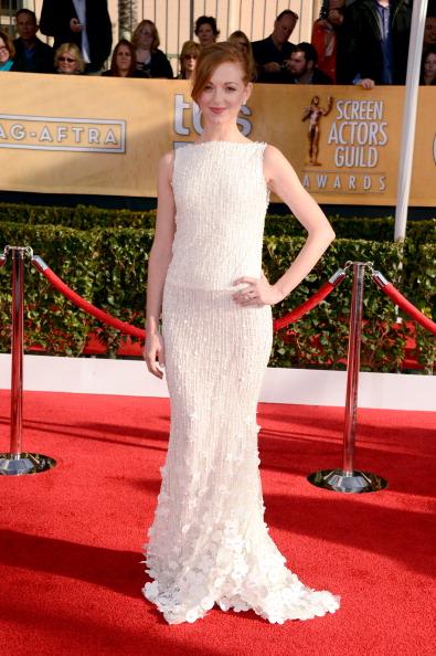 Sleeveless Dress「19th Annual Screen Actors Guild Awards - Arrivals」:写真・画像(17)[壁紙.com]