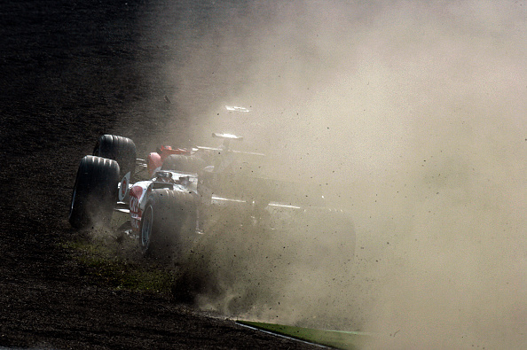 Japanese Formula One Grand Prix「Takuma Sato, Rubens Barrichello, Grand Prix Of Japan」:写真・画像(11)[壁紙.com]