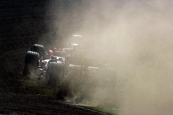 Japanese Formula One Grand Prix「Takuma Sato, Rubens Barrichello, Grand Prix Of Japan」:写真・画像(18)[壁紙.com]