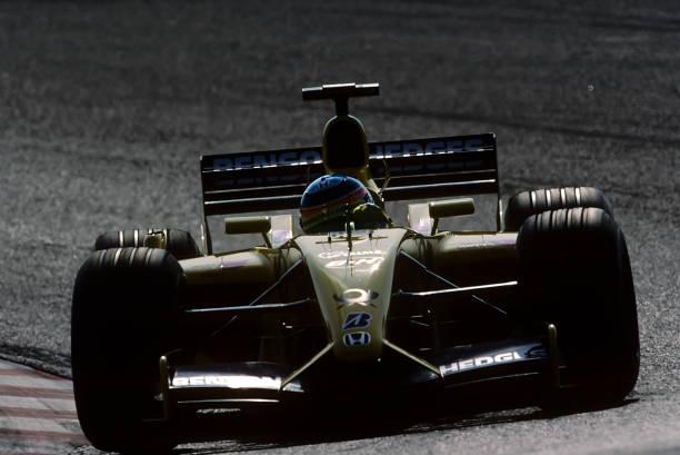 Japanese Formula One Grand Prix「Takuma Sato, Grand Prix Of Japan」:写真・画像(1)[壁紙.com]