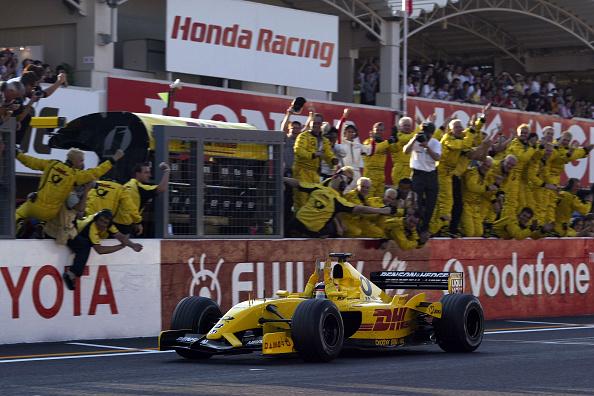 Japanese Formula One Grand Prix「Takuma Sato, Grand Prix Of Japan」:写真・画像(2)[壁紙.com]