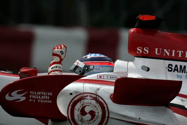 F1レース「Takuma Sato, Grand Prix Of Canada」:写真・画像(10)[壁紙.com]