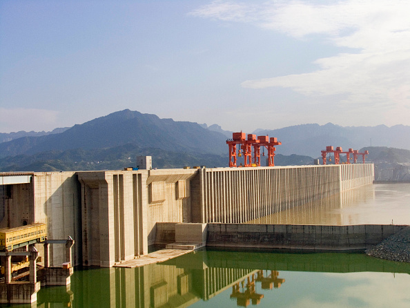 Three Gorges「Three Gorges Dam, Yichang, Hubei in China」:写真・画像(10)[壁紙.com]