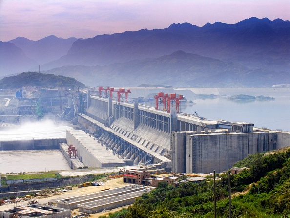 Three Gorges「Three Gorges Dam, Yichang, Hubei in China」:写真・画像(3)[壁紙.com]