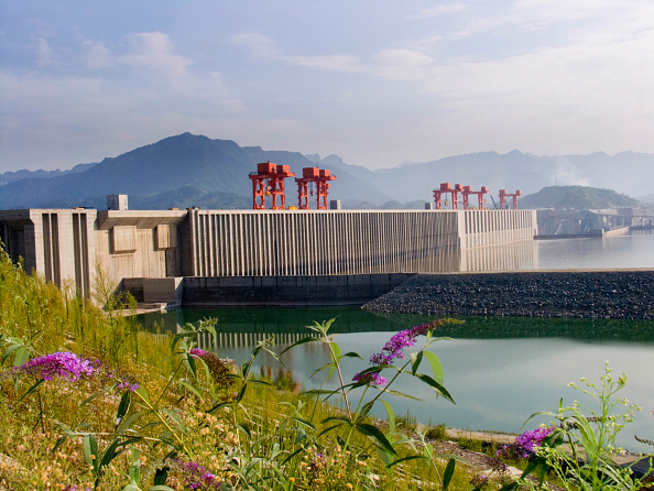 Uncultivated「Three Gorges Dam, Yichang, Hubei in China」:写真・画像(13)[壁紙.com]