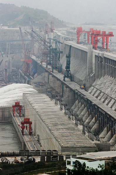 Three Gorges「4298 / Drei-Schluchten-Damm」:写真・画像(9)[壁紙.com]