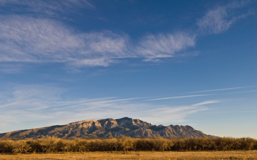 Sandia Peak「Rio Grande River Valley and Sandia Mountains」:スマホ壁紙(12)