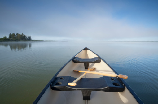 Canoeing「Riding Mountain National Park of Canada」:スマホ壁紙(19)