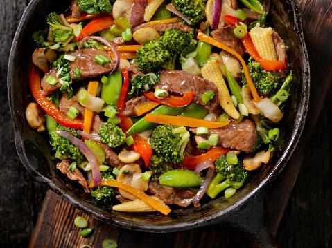 Baby Corn「Beef and Vegetable Stir Fry」:スマホ壁紙(7)