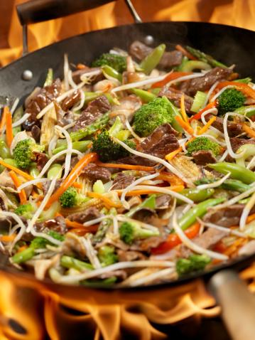 Baby Corn「Beef and Vegetable Stir Fry」:スマホ壁紙(9)