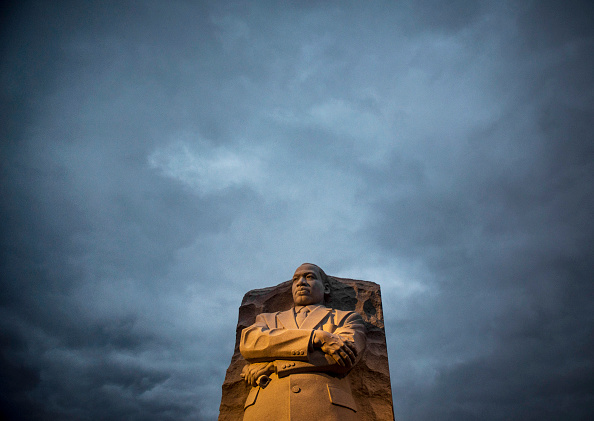 Celebration「Visitors Pay Their Respects On Martin Luther King Jr. Day At Memorial To MLK」:写真・画像(4)[壁紙.com]