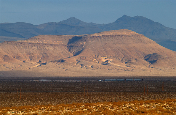 Mountain「Proposed Radioactive Waste Site in Nevada」:写真・画像(9)[壁紙.com]