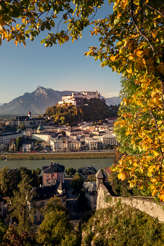 Salzburg「early morning sunsrise in salzburg」:スマホ壁紙(19)