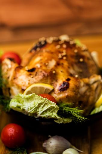 Stuffed Turkey「Turkey Dinner」:スマホ壁紙(3)