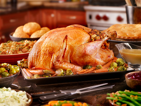 Buffet「Turkey Dinner with Stuffing and All the Fixings」:スマホ壁紙(5)