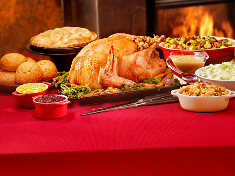 Buffet「Turkey Dinner with Stuffing and All the Fixings」:スマホ壁紙(17)