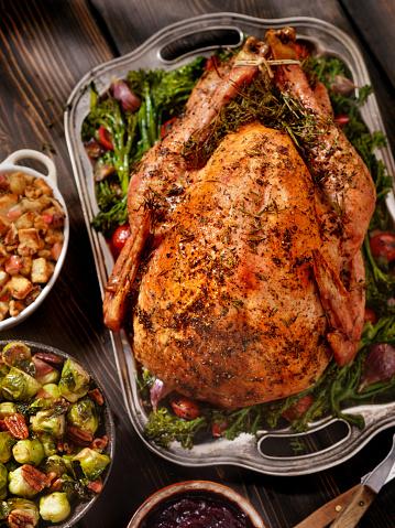 Stuffed「Turkey Dinner」:スマホ壁紙(3)