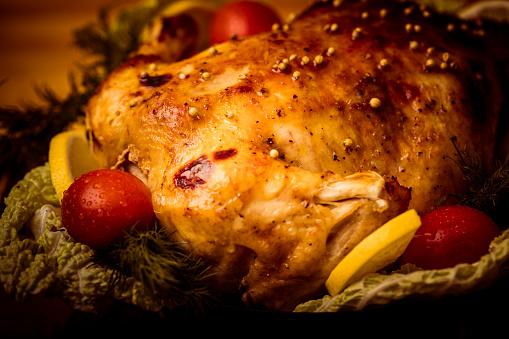 Stuffed Turkey「Turkey Dinner」:スマホ壁紙(7)