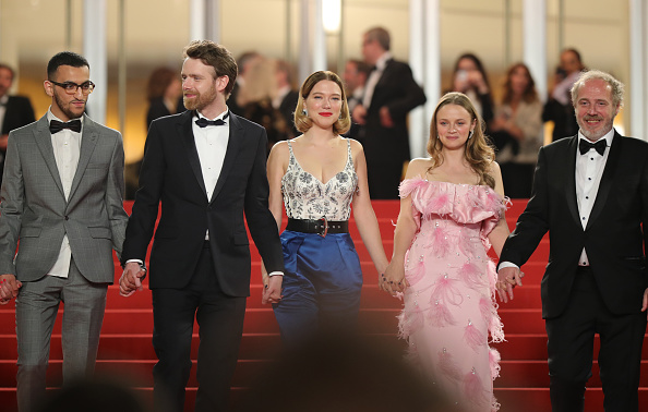 """72nd International Cannes Film Festival「""""Oh Mercy! (Roubaix, Une Lumiere)""""Red Carpet - The 72nd Annual Cannes Film Festival」:写真・画像(18)[壁紙.com]"""