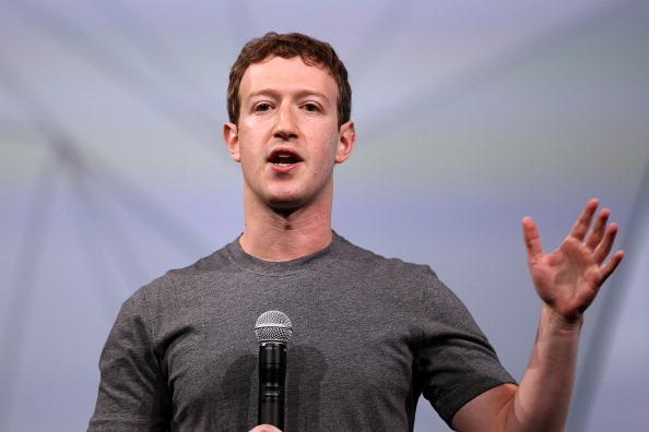 Mark Zuckerberg「Facebook Holds f8 Developers Conference」:写真・画像(6)[壁紙.com]