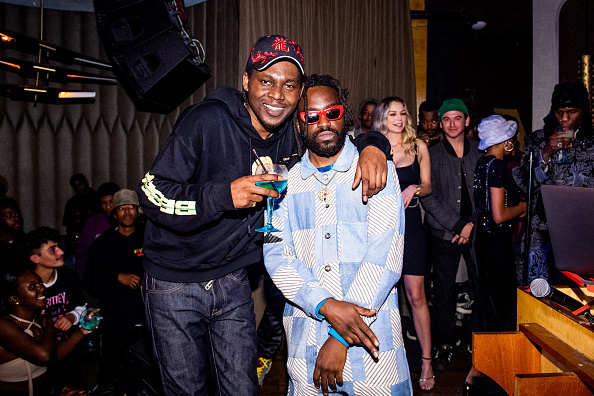 Guest「Bombay Sapphire Hosts Theophilus London's Album Listening Experience」:写真・画像(10)[壁紙.com]
