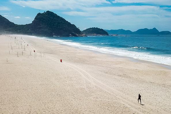Sport「A Day in Rio de Janeiro as the City Begins to Shut Down」:写真・画像(16)[壁紙.com]
