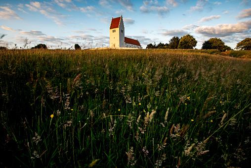 Danish Culture「Fanefjord Church Mønn Denmark」:スマホ壁紙(16)