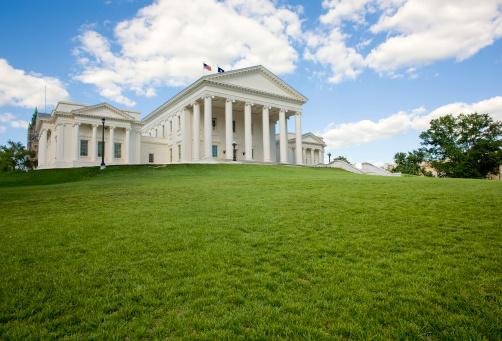 Richmond - Virginia「State Capitol Richmond Virginia」:スマホ壁紙(6)