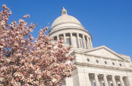 """リトルロック「""""State Capitol of Arkansas, Little Rock""""」:スマホ壁紙(12)"""