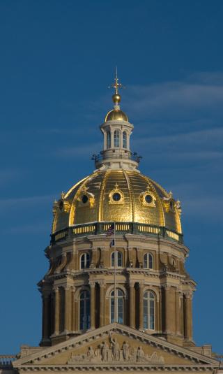 Legislation「State Capitol Building, Des Moines, Iowa」:スマホ壁紙(5)