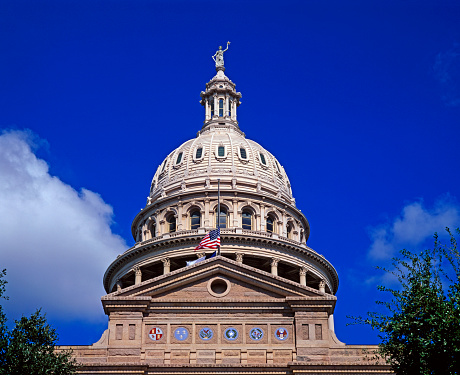 Legislation「State capitol building of the state of Texas in Austin」:スマホ壁紙(7)