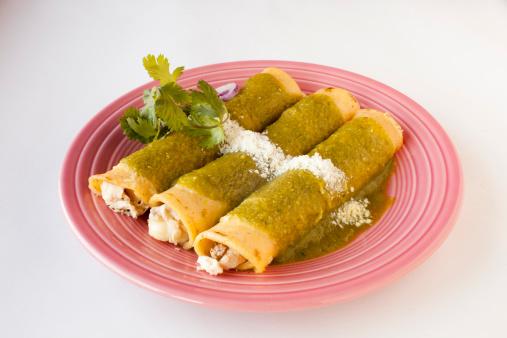 Enchilada「Chicken & cheese enchiladas w/tomatillo sauce」:スマホ壁紙(5)