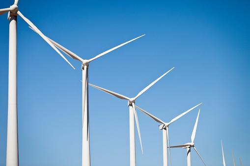 Generator「Renewable Energy - Windmills」:スマホ壁紙(12)