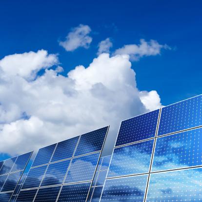 Solar Energy「Renewable Energy - Solar Panels (XXL)」:スマホ壁紙(15)