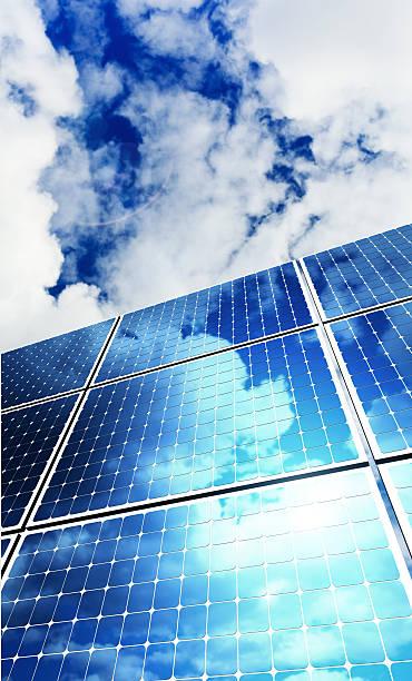 Renewable Energy - Solar Panels:スマホ壁紙(壁紙.com)