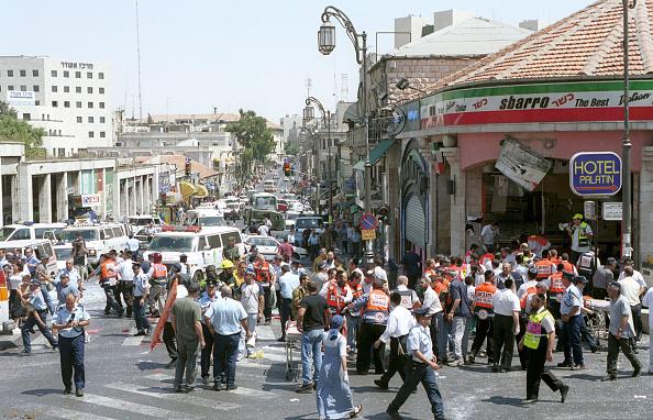 Suicide Bombing「Suicide Bombing Kills 18 in Jerusalem」:写真・画像(17)[壁紙.com]