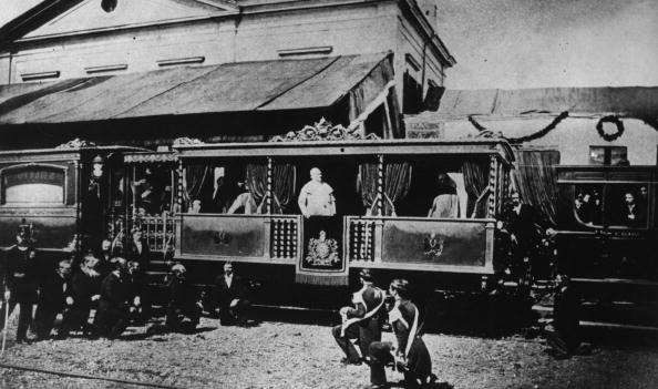 Railroad Car「Pope Train」:写真・画像(11)[壁紙.com]