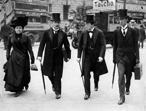 Central Press「Budget Day, 1910」:写真・画像(13)[壁紙.com]